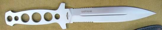 Нож Шайтан скелетный