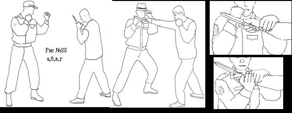 приемы самообороны мвд задержание